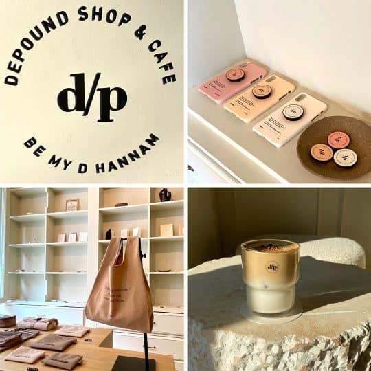 映え確実!韓国人気雑貨ブランド「depound」の感性カフェ行ってみた!