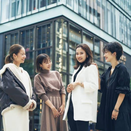 【神戸女子塚本いづみ】フォロワー数16万人以上!人気インフルエンサーのお買い物3か条