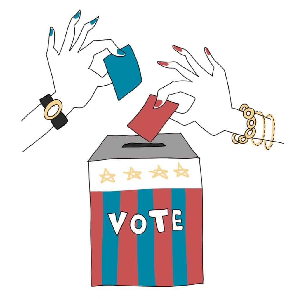 は 人 アメリカ 選挙 と