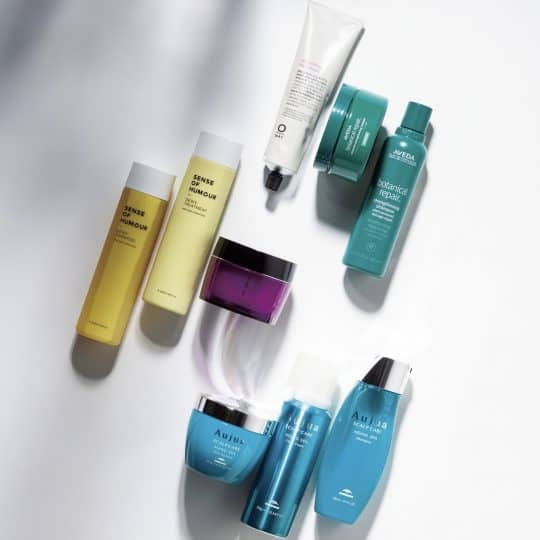 プロ推薦!髪質改善を叶える最強のシャンプー&コンディショナー9選