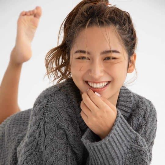 【動画をマネするだけ】寝る前5分!青山ミスコン美女直伝!冷え性改善ヨガ④