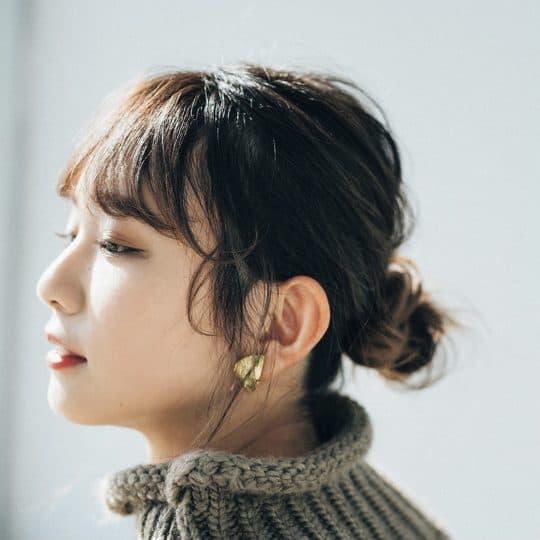 【モテるヘアアレンジ】顔型悩みまで解消の最強小顔ヘア♡