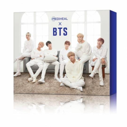 【BTS特典付き】 韓国美肌フェイスマスク「メディフィール」とBTSのコラボ商品、もう買った?
