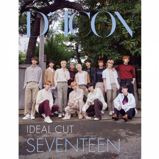 """次世代No.1K-POPグループ・SEVENTEEN""""神写真集""""の豪華日本語版がついに発売!売れ行きランキング1位にもなったその内容とは!?"""