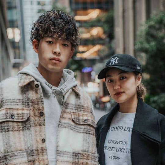 【weekly JJ SNAP vol.2】TVでも話題になったオシャレ起業家カップルの私服