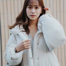 【weekly JJ SNAP vol.3】青山ミスコン2020ファイナリスト森英奈さんのオールホワイト