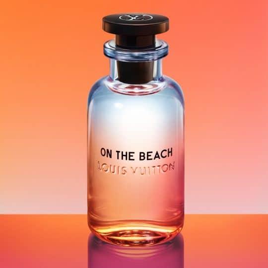 【ルイ・ヴィトン新作】柚子とアロマの香り広がるフレグランス「On the Beach」が登場!