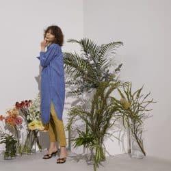 【春のデニムスタイル】スタイル良く見えて女らしいデニムコーデ5選!