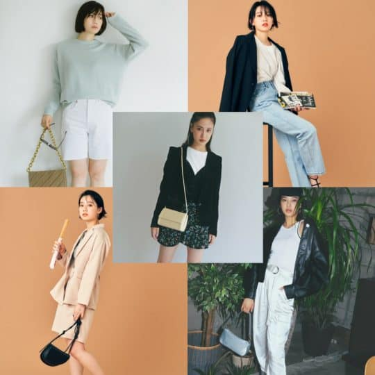 【ZARA】普通の服がオシャレになる高見えバッグ5選