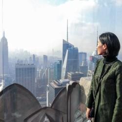 #31 NYCが一望できるルーフトップ